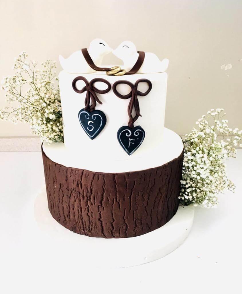 kütük pasta