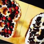 rakamlı pasta