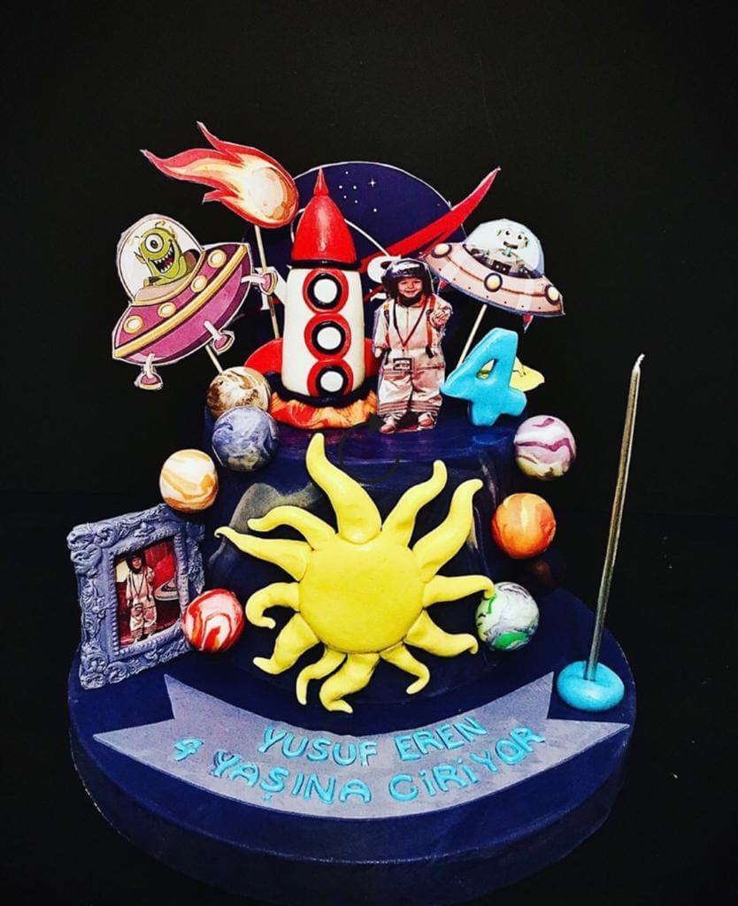 uzay pastası