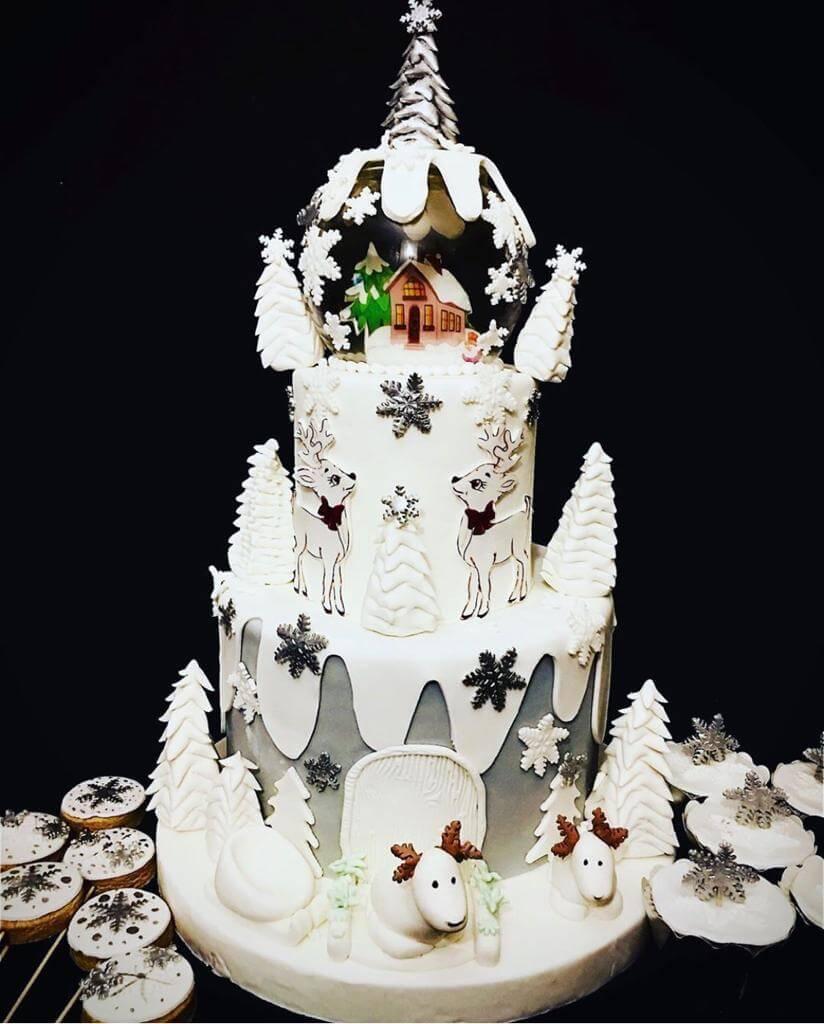 kar pastası