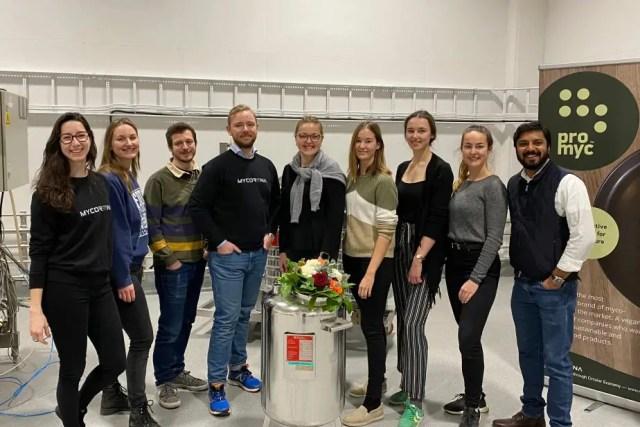 Mycorena vinner Utstickarpriset