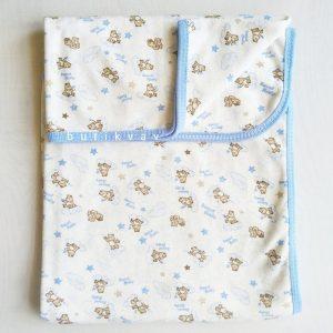 erkek bebek penye battaniye lacivert 02 scaled - Erkek Bebek Penye Bebek Battaniyesi Mavi