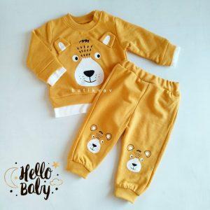 erkek bebek baskili esofman takim 3 6 ay 01 scaled - Erkek Bebek Baskılı Esofman Takım 9-12 Ay