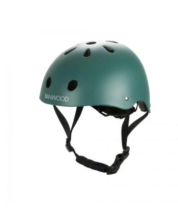 Banwood cykelhjälm grön