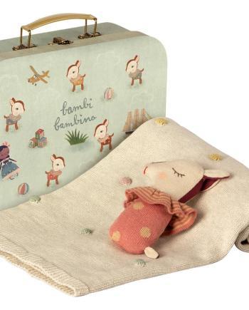maileg baby gift set rosa
