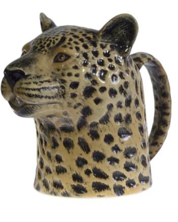 Quail Mjölkkanna Leopard