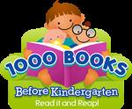 1,000 Books Before Kindergarten Program