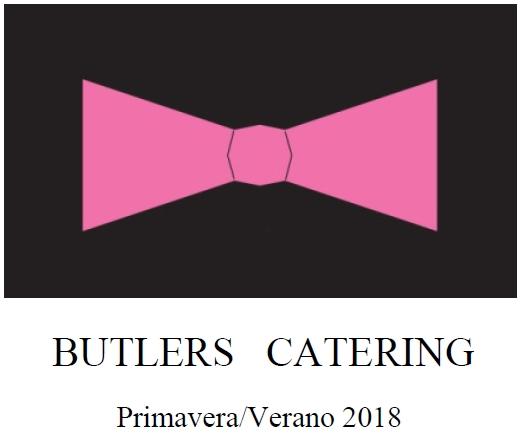 Butlers.Catering.Primavera.Verano 2018