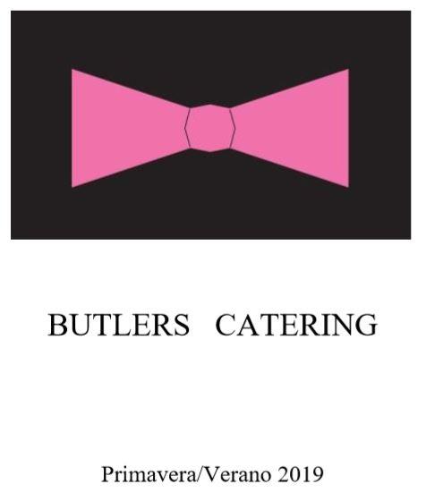 Butlers Catering Verano 2019