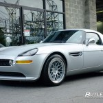 Bmw Z8 With 19in Hre Classic 300 Wheels Exclusively From Butler Tires And Wheels In Atlanta Ga Image Number 9637