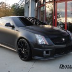 Cadillac Cts V Coupe With 20in Xo Milan Wheels Exclusively From Butler Tires And Wheels In Atlanta Ga Image Number 8411