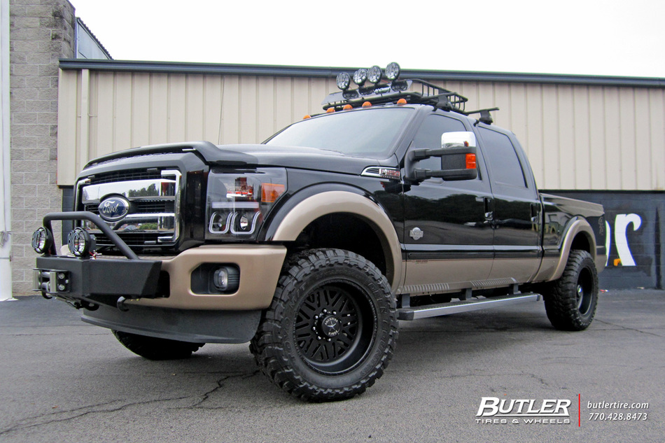 F 250 20 Rims Ford