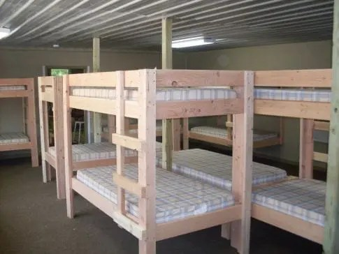 The Bunkhouse at Butter and Egg Adventures