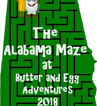 The Alabama Maze Tickets at Butter and Egg Adventures