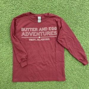 Butter and Egg Shirt
