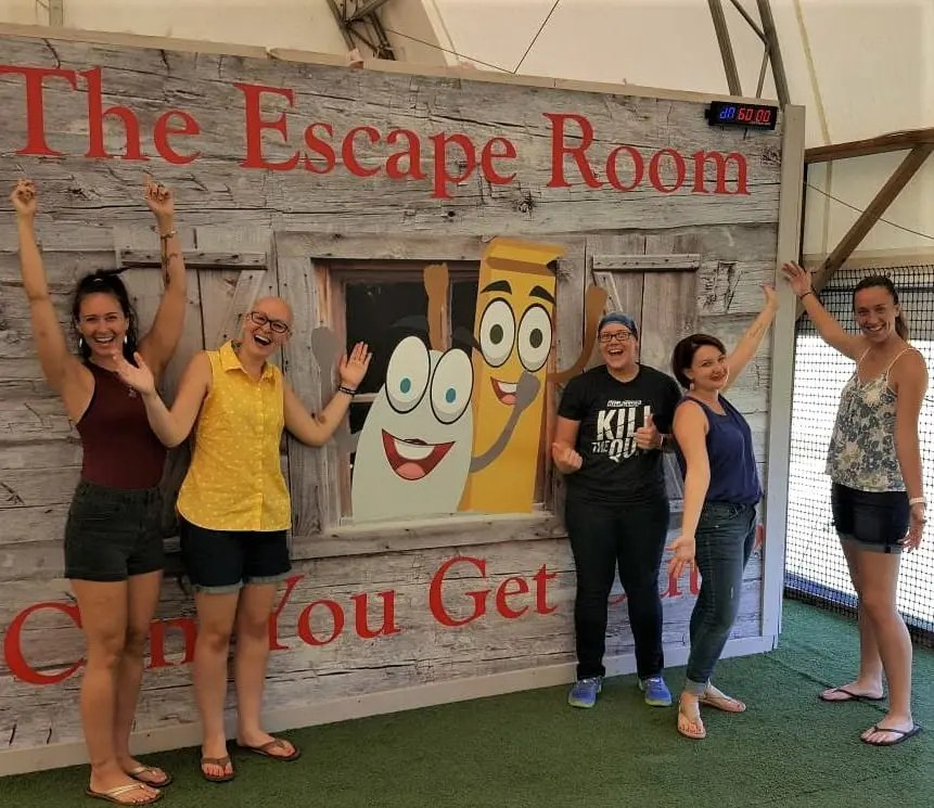 Escape Room at Butter and Egg Adventures