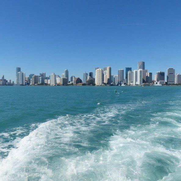 Boat Trip Miami, USA