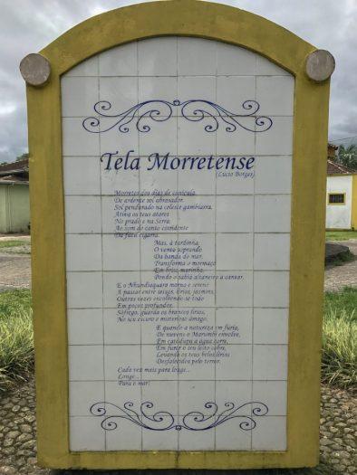 Poem of Morretes