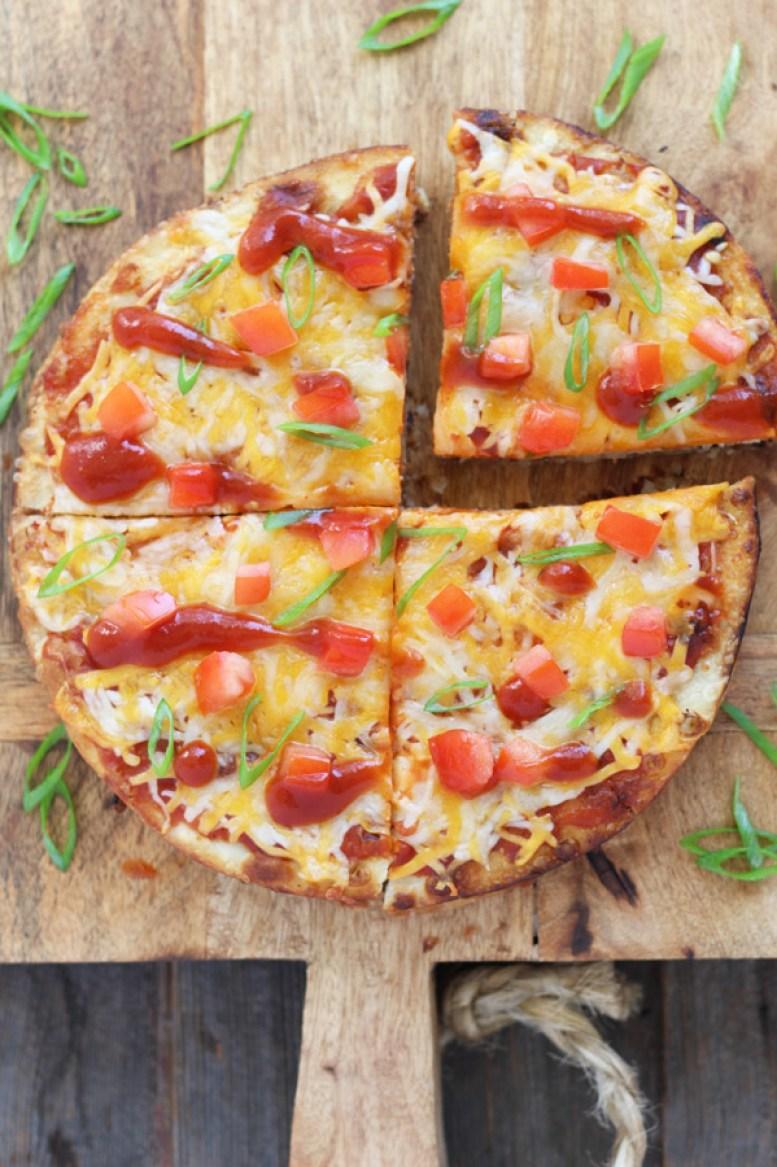 Mexican Pizza (Taco Bell Copycat)