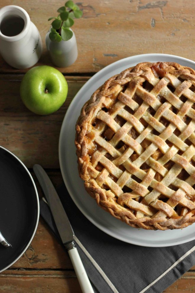 Traditional Apple Pie   Butter Baking