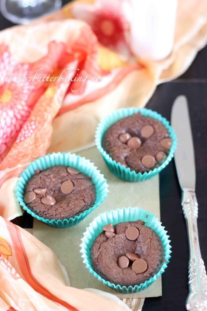 Easy Nutella Brownie Cups | Butter Baking