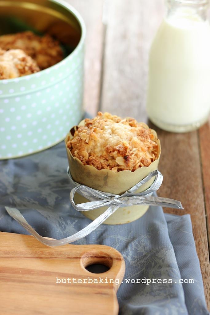 Apple Pie Muffins | Butter Baking