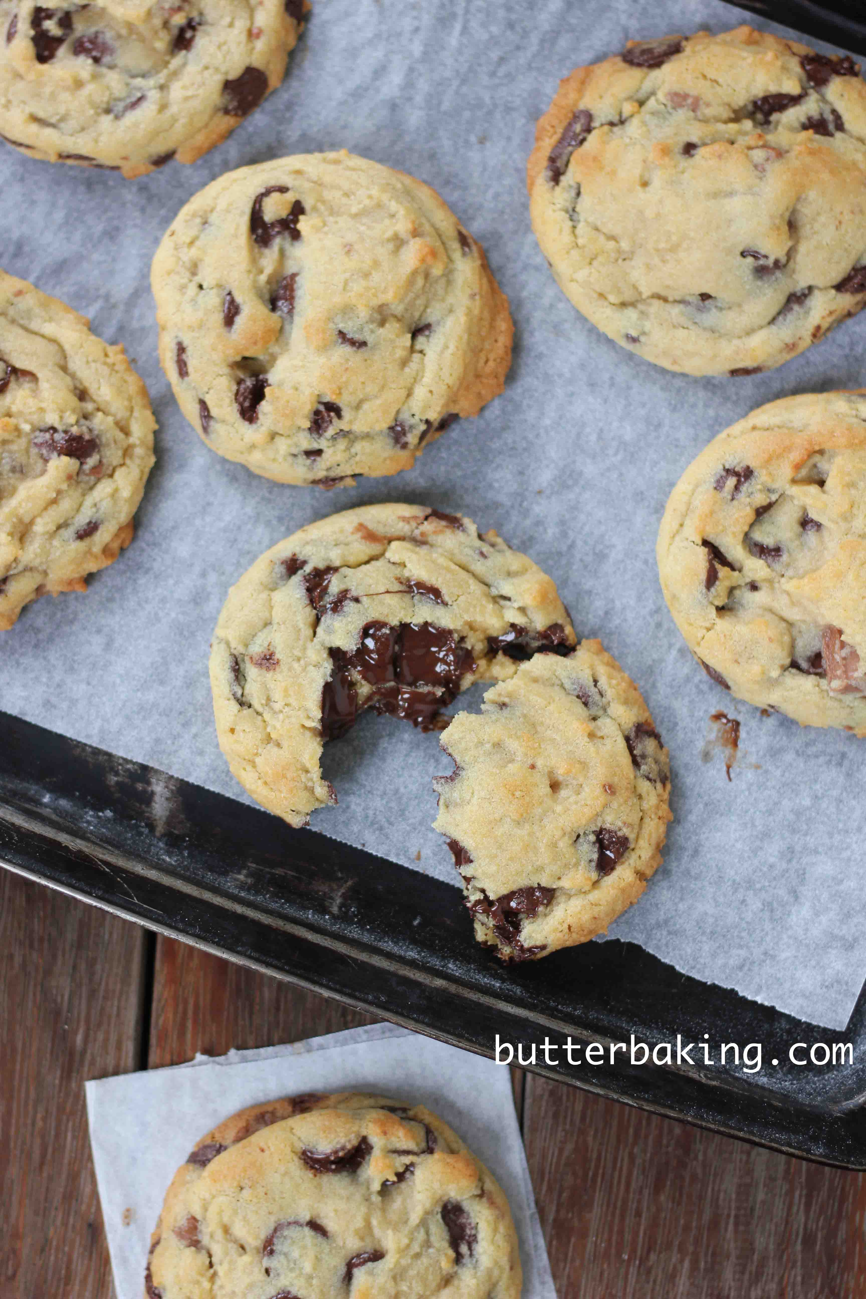 Soft Batch Chocolate Chip Cookies – Butter Baking