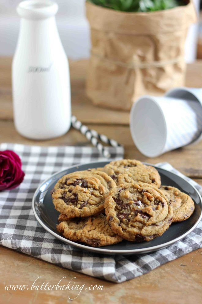 Top With Cinnamon's 'Best' Chocolate Chip Cookies | Butter Baking