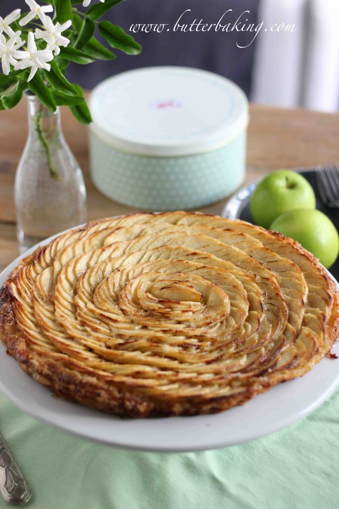 Fine Apple Tart | Butter Baking