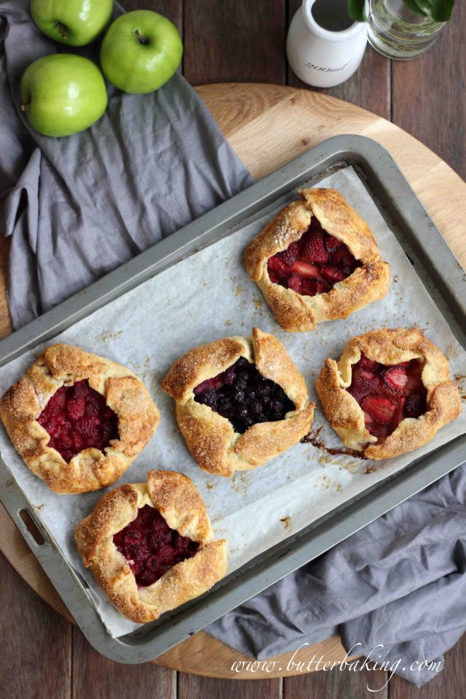 Tartine's Fruit Galettes | Butter Baking