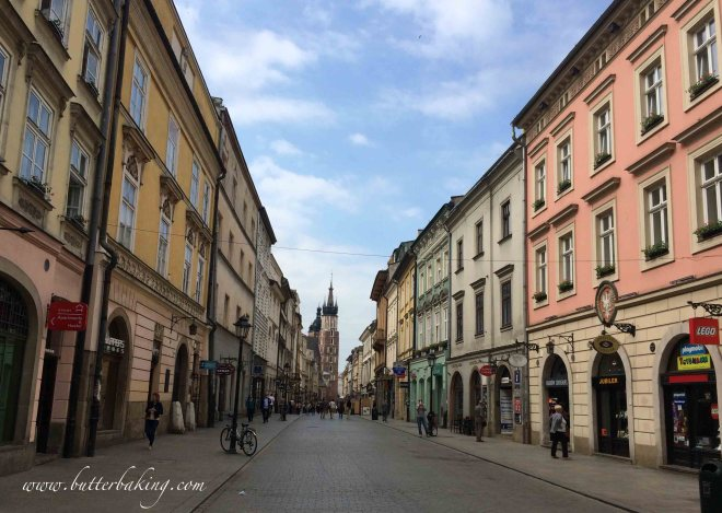 Travel: Charlotte, Kraków