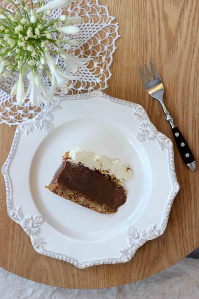 Coffee, Chocolate and Hazelnut Gateau   Butter Baking