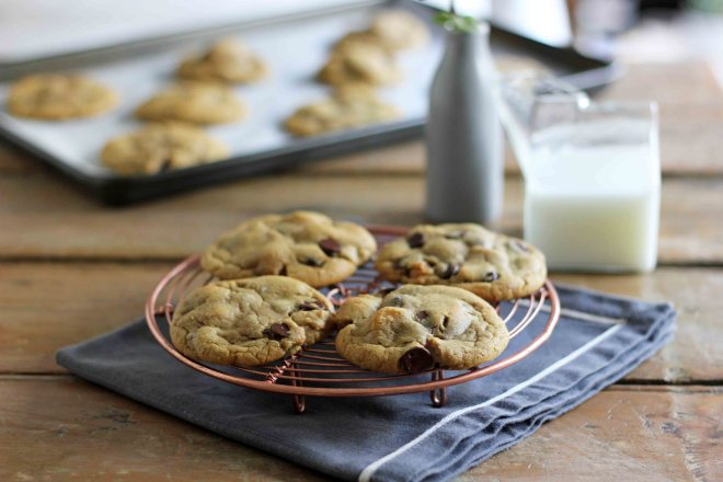 Macdamia Chocolate Chip Cookies | Butter Baking