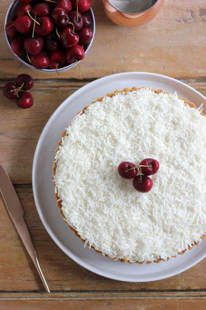 Raffaello Tart | Butter Baking