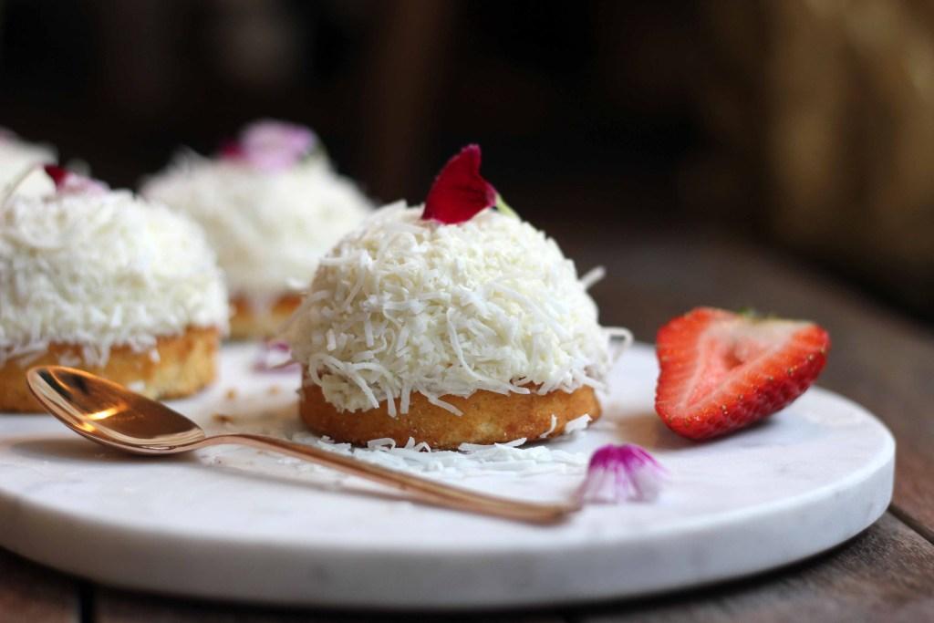 Little Berry Raffaello Cakes | Butter Baking