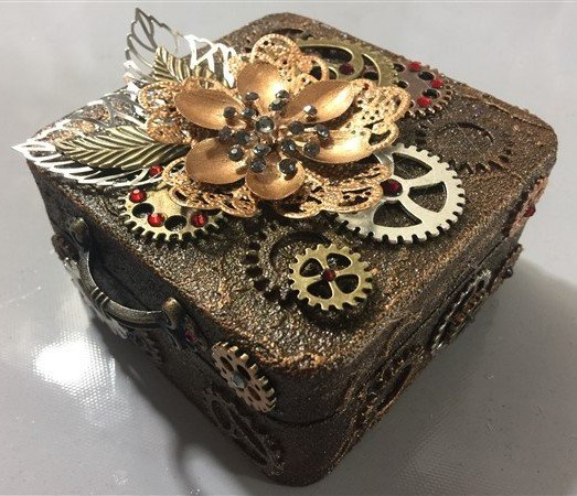 Altered Art Projects Inspiration ButterBeeScraps