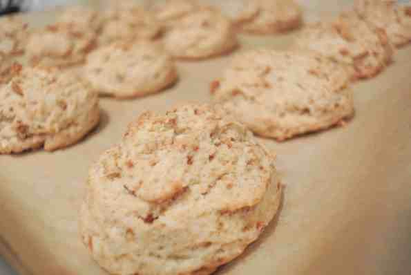 Mama's Tender, Flakey, Crispy and Slightly Sweet Biscuits