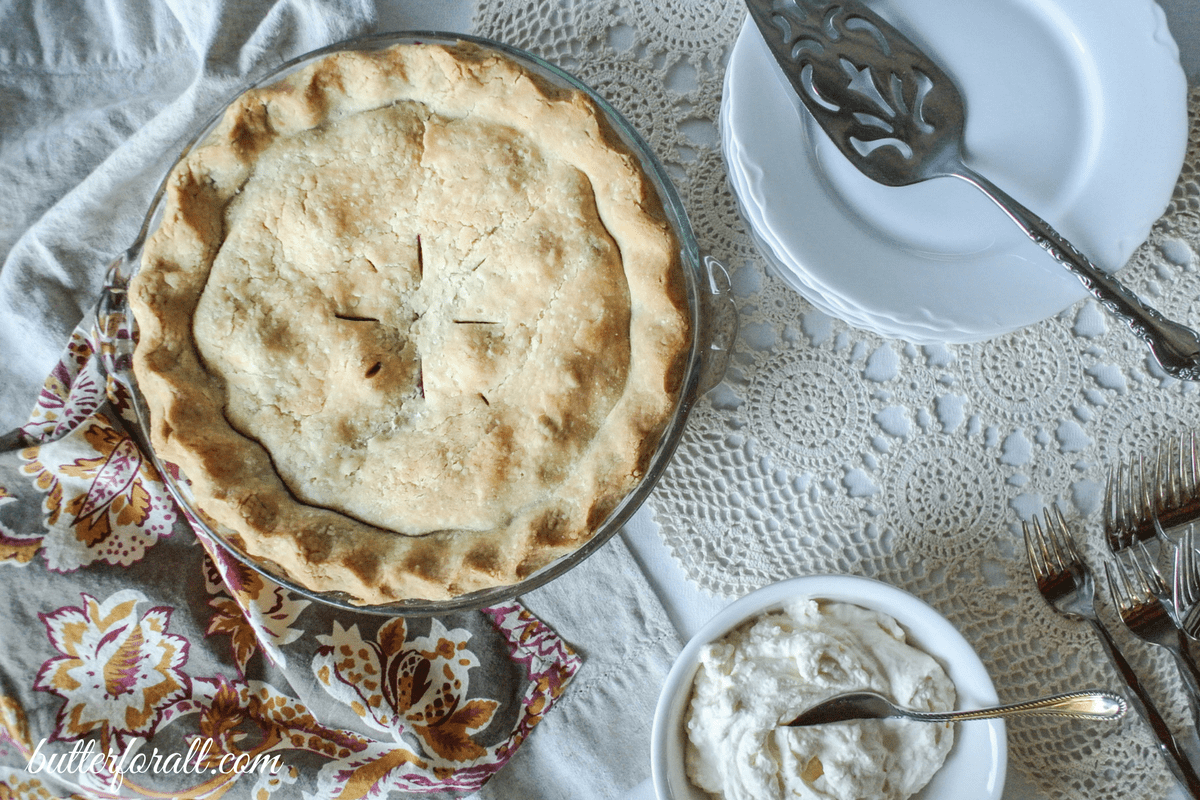 How To Make The Perfect Covered Fruit Pie, Every Time!