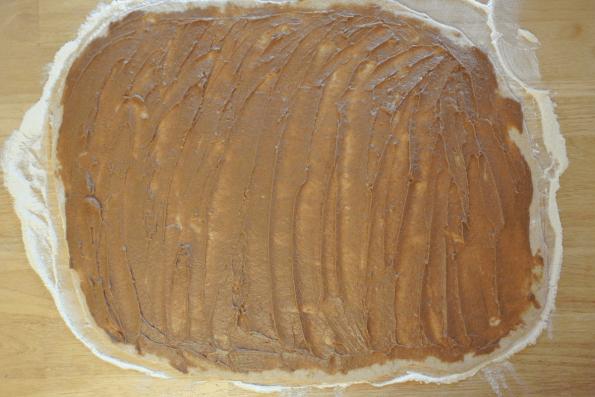 Cinnamon Sourdough Honey Buns