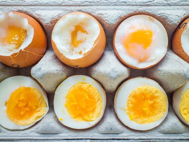 Butterkicap Eggsperiment: How to Make Perfect Boiled Eggs