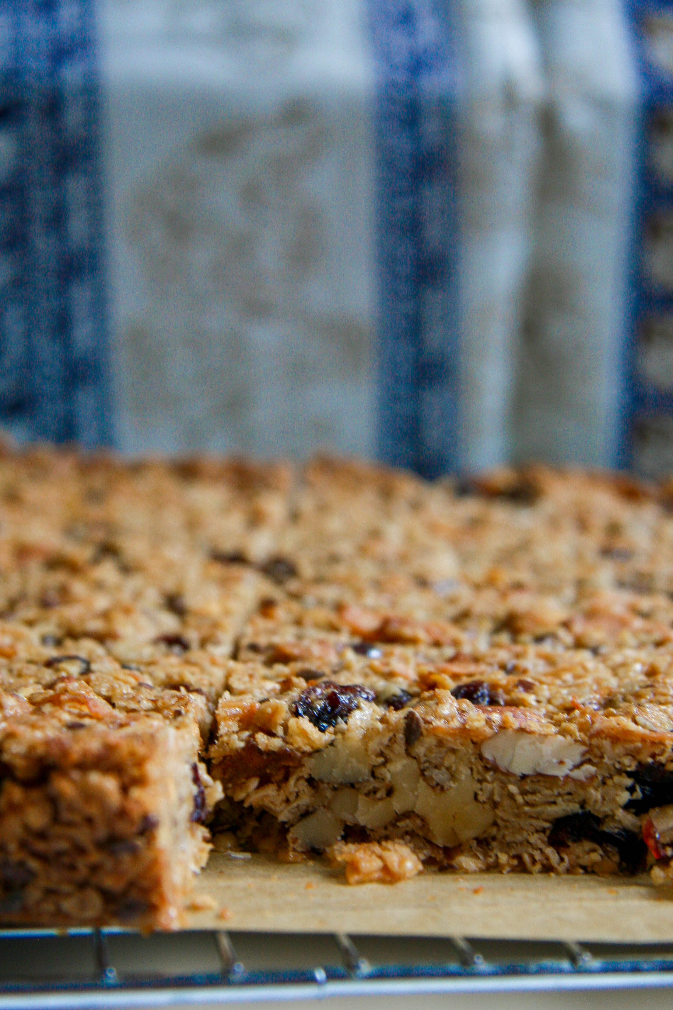 Chewy Homemade Granola Bars Butter Loves Company