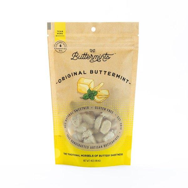 Original buttermints, buttermints