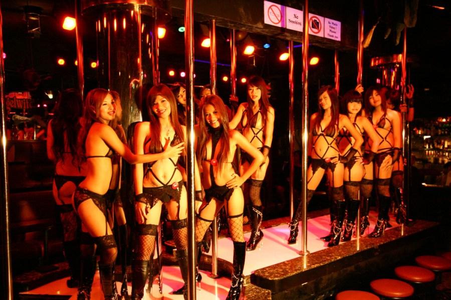 Gogo Bar Bangkok Thaïlande