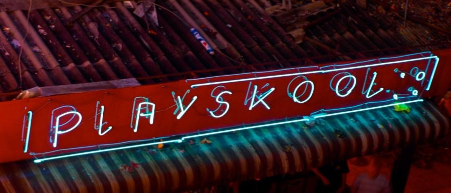 Playskool Gogo Bar Bangkok