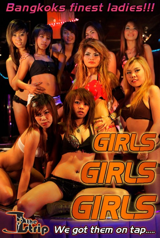 Gogo Danseuses The Strip Patpong