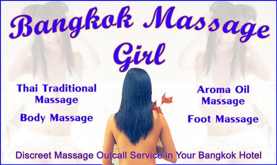 bangkok sexy Massage à l'huile