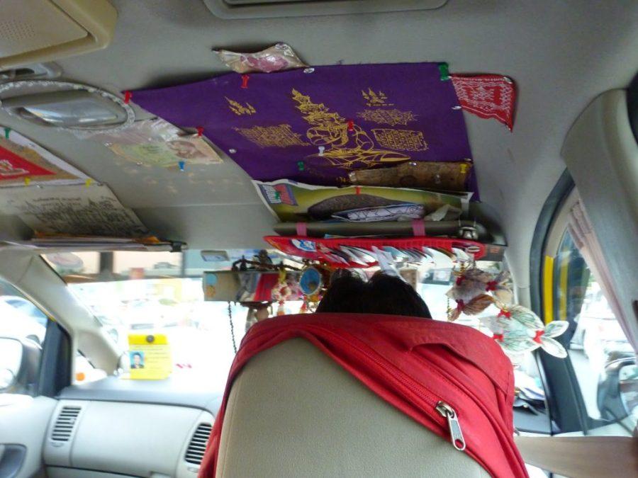 thailande taxi mètre
