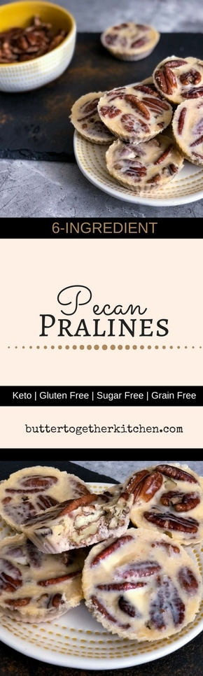 These super easy pecan pralines are the perfectcrunchy sweet treat! Pralines are a favoriteold-timey candy!