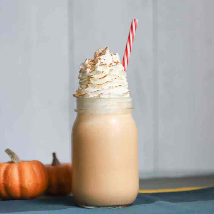 Keto Pumpkin Cheesecake Shake
