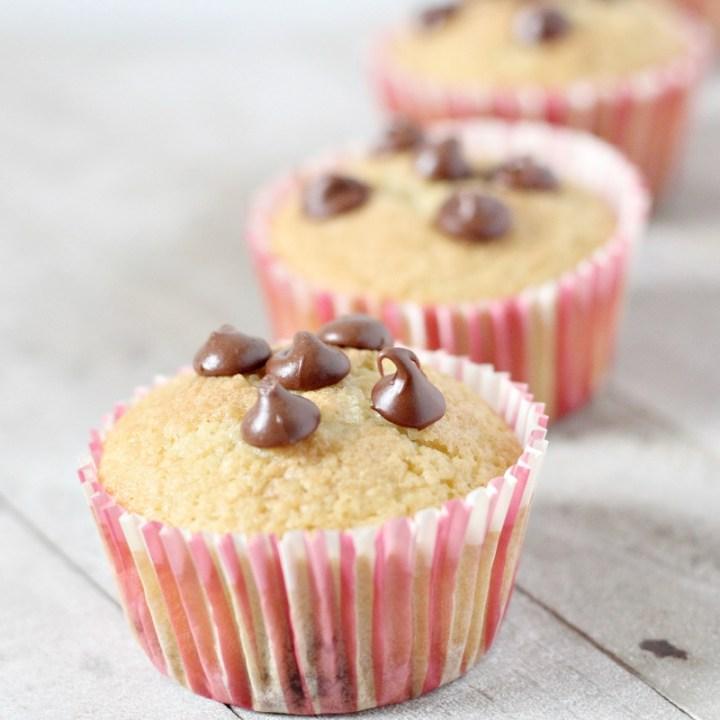 Yummy Keto Chocolate Chip Muffins